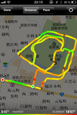 Nikegpspacemap